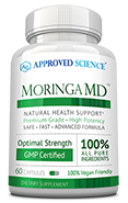 Moringa MD Small Bottle